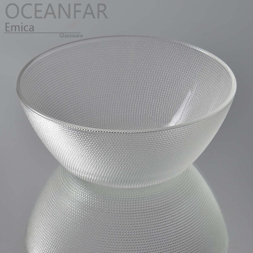 5.6英寸透明珍珠玻璃碗