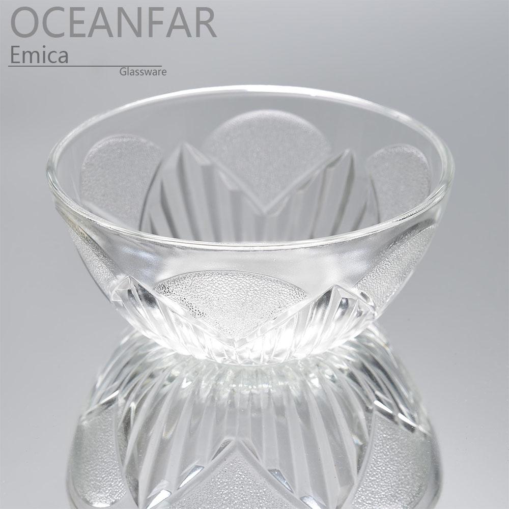 透明向日葵玻璃碗